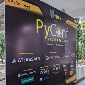 DeepSource at PyConf Hyderabad - Experience & Reflections